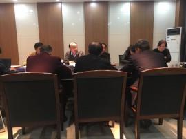 2017年宏远公司扩项省局检查小组检查实景